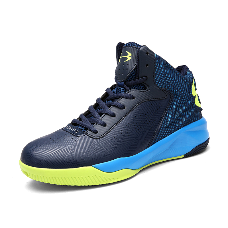 Basketball Shoes Men Anti-Slip Basketball Sneakers Men Shockproof Mens Athletic Shoes Good Quality Sport Shoes Men Basketball