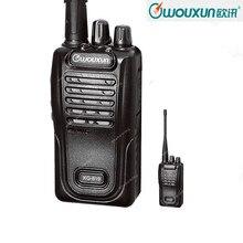 WOUXUN KG-819 Waikie 16CH del Walkietalkie UHF 400-480 MHz Radio de Dos Vías DTMF Codificación y Decodificación