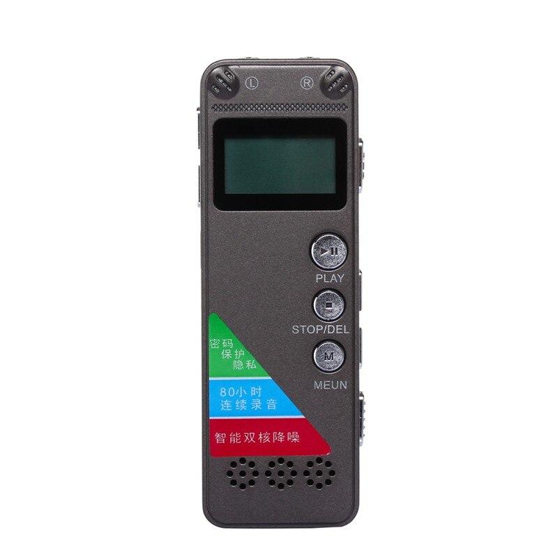 Tragbares Audio & Video Mp3 Musik Player Jack 13 Stunden Aufnahmezeit Kopfhörer Micphone Zu Den Ersten äHnlichen Produkten ZäHlen 100% QualitäT 3,5mm Digitale Aufzeichnung Stift Recorder