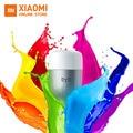 Оригинал Xiaomi Yeelight Blue II Smart LED Лампы (цвет) E27 9 Вт 600 Люмен Mi Свет Смартфон Wi-Fi Пульт Дистанционного Управления