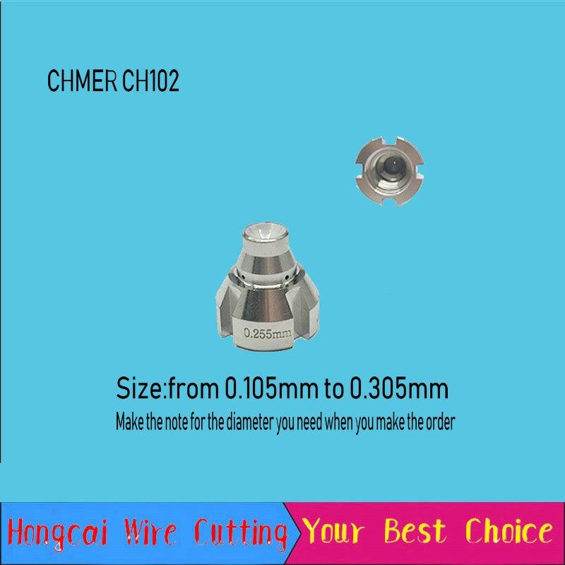 Peças Da Máquina de Fio Guia CHMER CH102 Guia Inferior