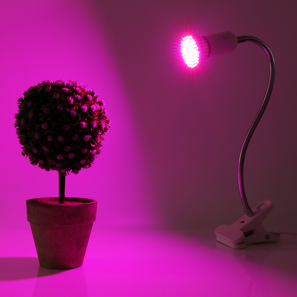 led crescer lâmpada para flor vegetais sistema