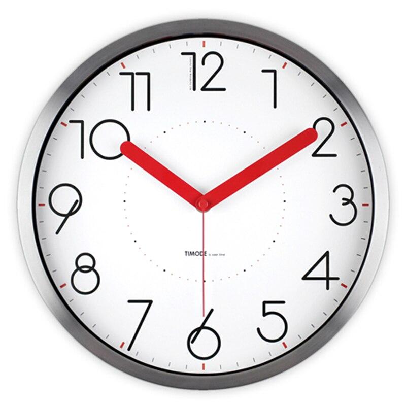 Wall Clock Modern Design Clocks For Home Decor Reloj Zegar Vintage Art Deco Klok Country Style Kitchen Qqn313