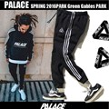 High Quality Palace Joggers women classic stripes Trousers Pants Palace Skateboards Fitness Joggers Hot sale mens tracksuit set