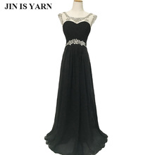Новинка года; черное модное сексуальное платье с открытой спиной на плече; длинное вечернее платье