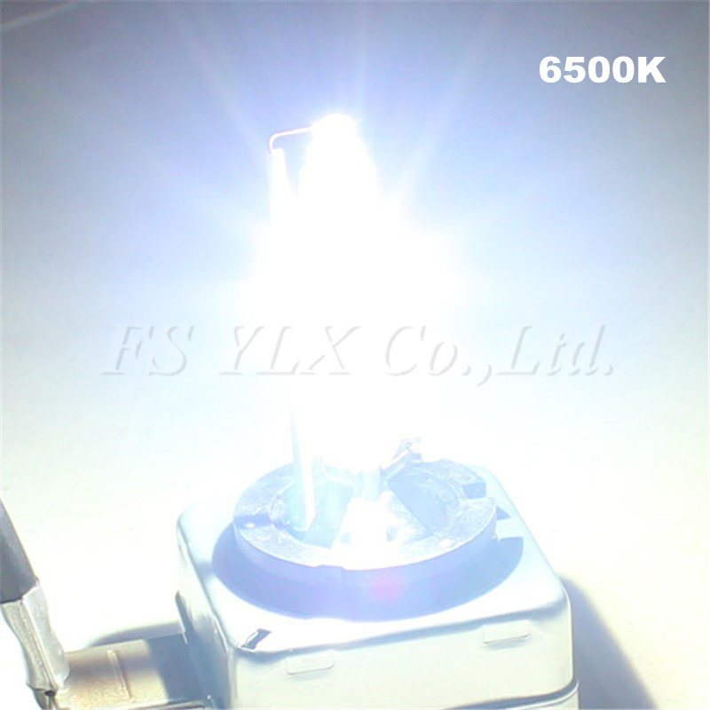 FSYLX 3800LM Sürətli başlanğıc D1S D3S HID ksenon fənər 35w - Avtomobil işıqları - Fotoqrafiya 6
