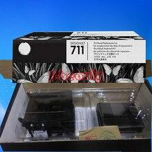 Высококачественная новая Оригинальная печатающая головка, совместимая с hp T120 T520 C1Q10A 711 Designjet печатающая головка
