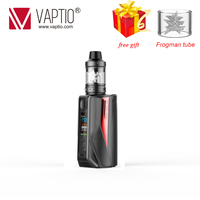Electronic Cigarette Vaptio N1 Pro Lite kit 200W TANK Atomizer 2.0/5.0ml Vapor Fit 510 thread Vape kit External 18650 battery