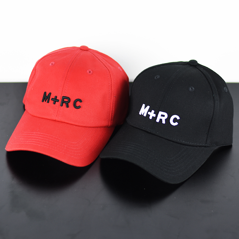 2018 men women caps novelty hip hop streetwear kanye west harajuku justin bieber M+RC fashion snapback hat baseball cap