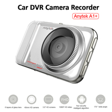 New Anytek A1+ Car DVRS Car Camera Novatek 96650 AR0330 3 inch Car DVR G-Sensor FULL HD WDR Night Vision Dash Cam