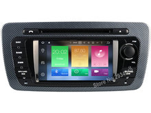 FOR SEAT IBIZA Android 8.0 Car DVD player Octa-Core(8Core) 4G RAM 1080P 32GB ROM WIFI gps car multimedia head device unit stereo