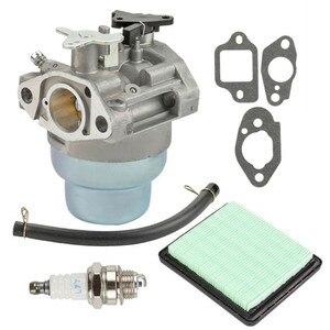 Image 3 - Yeni Karbüratör Takımı HONDA GC160 Fiş + Hava Filtresi + Siyah Çizgi + Contalar GCV135 GCV160 GC135 Motor