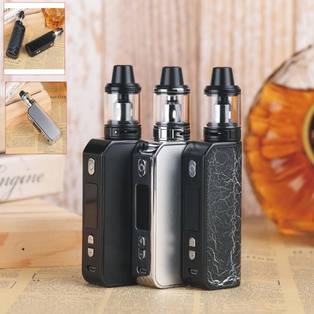 HOT SUB TWO BG 80w MOD kit electronic cigarette liquid 2200m