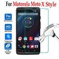 Для Motorola Moto X Style Закаленное Стекло Для Motorola Moto X Style XT1572 XT1570 Защитная Крышка Защитная Пленка Чехол