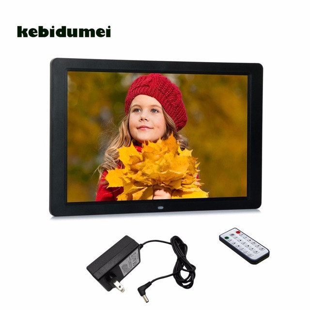 kebidumei Mini Digital Picture Photo Frame High Resolution LED HD ...
