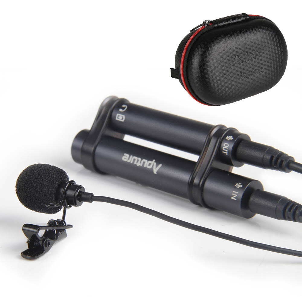 The Best Lavalier Microphones For DSLR Cameras ...