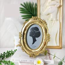 Resin Retro creative studio photo frame European style Decoration