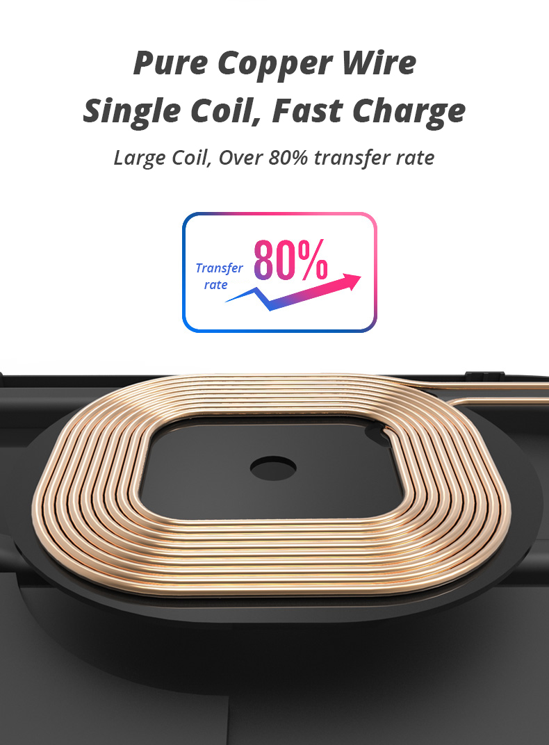 2 in 1 Wireless Charge Pad For Iphone X Iphone 8 Samsung S9 Samsung S8 DIY Disassemble Apple Watch wireless Charge Pads (9)