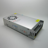 1pcs AC 100 240V DC 12V 30A 360W Transformer Power Supply Power Adapter For LED Strip CCTV 12 V Volt