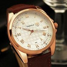 Dos homens de quartzo relógios de Moda de Diamante de couro pu à prova d' água relogio relógio Masculino relógios de pulso homem de negócios informais relógio preto branco