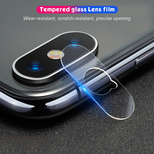 HD Back Camera Lens Full Screen Protector For iPhone XS Max XR X XS Tempered Glass Film For iPhone 8 7 6 6S Plus Protective Film стоимость