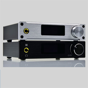 Image 2 - Alientek D8 Pieno di Classe D Amplificatore di Potenza Digitale USB DAC Audio ingresso Amplificatore Per Cuffie XMOS XU208 Coassiale Ottica AUX 80W