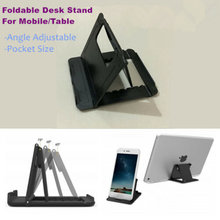 Universal Table Cell Phone Support holder For Phone Desktop Stand For Ipad Samsung iPhone X XS Max Mobile Phone Holder Mount(China)