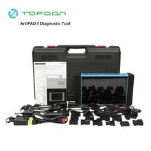TOPDON ArtiPAD I Diagnostic Tool OBD2 Scanner ECU Coding Pro