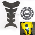 Para Suzuki GSXR600 750 1000 SV 1000 GSFT 1300R 1200 Bandido Decoración de la motocicleta Del Tanque de Combustible Gas Cap Cojín de Cubierta del Cojín Decals Pegatinas