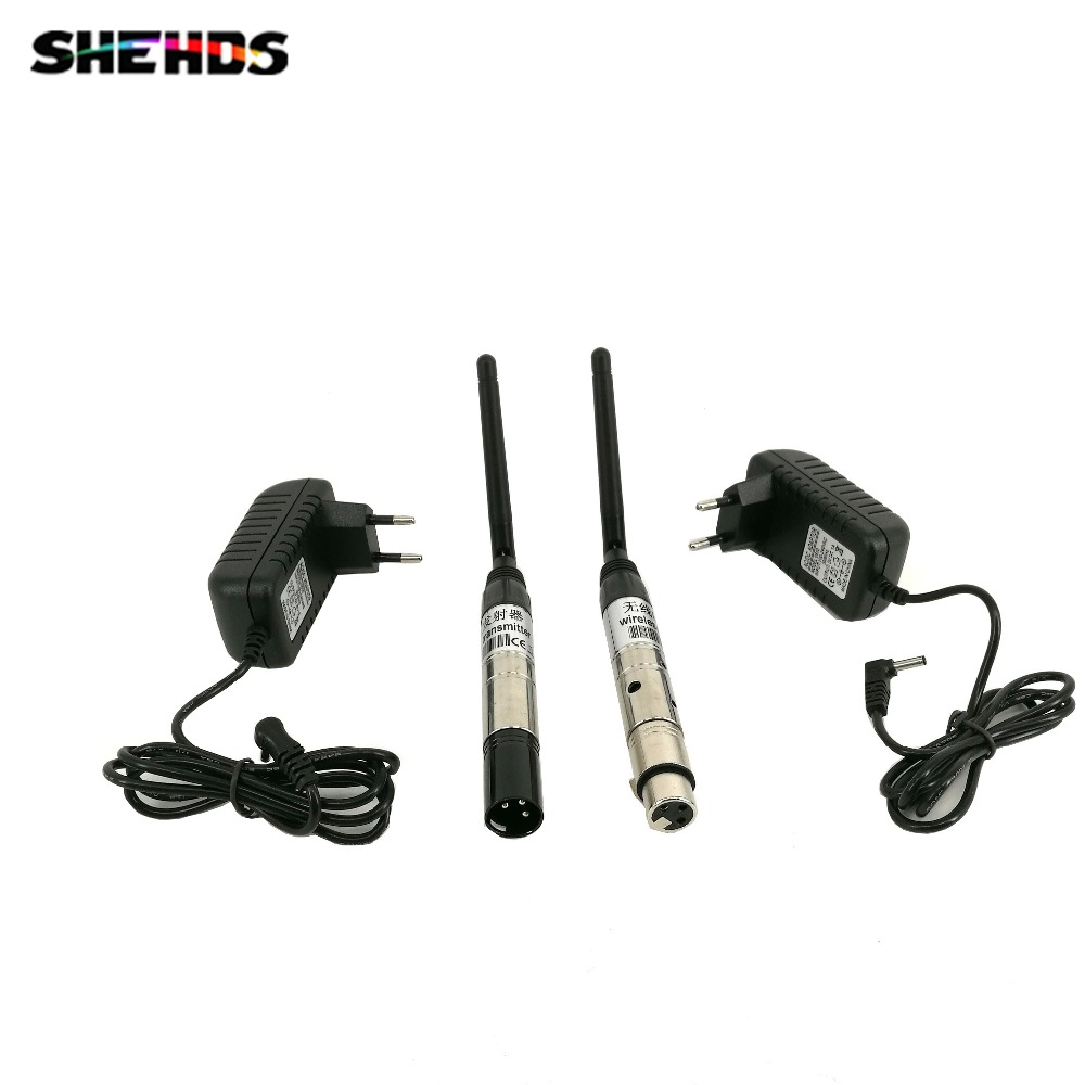 DMX512 DMX Dfi DJ Wireless system Receiver or Transmitter 2 4G for LED Stage Light LED