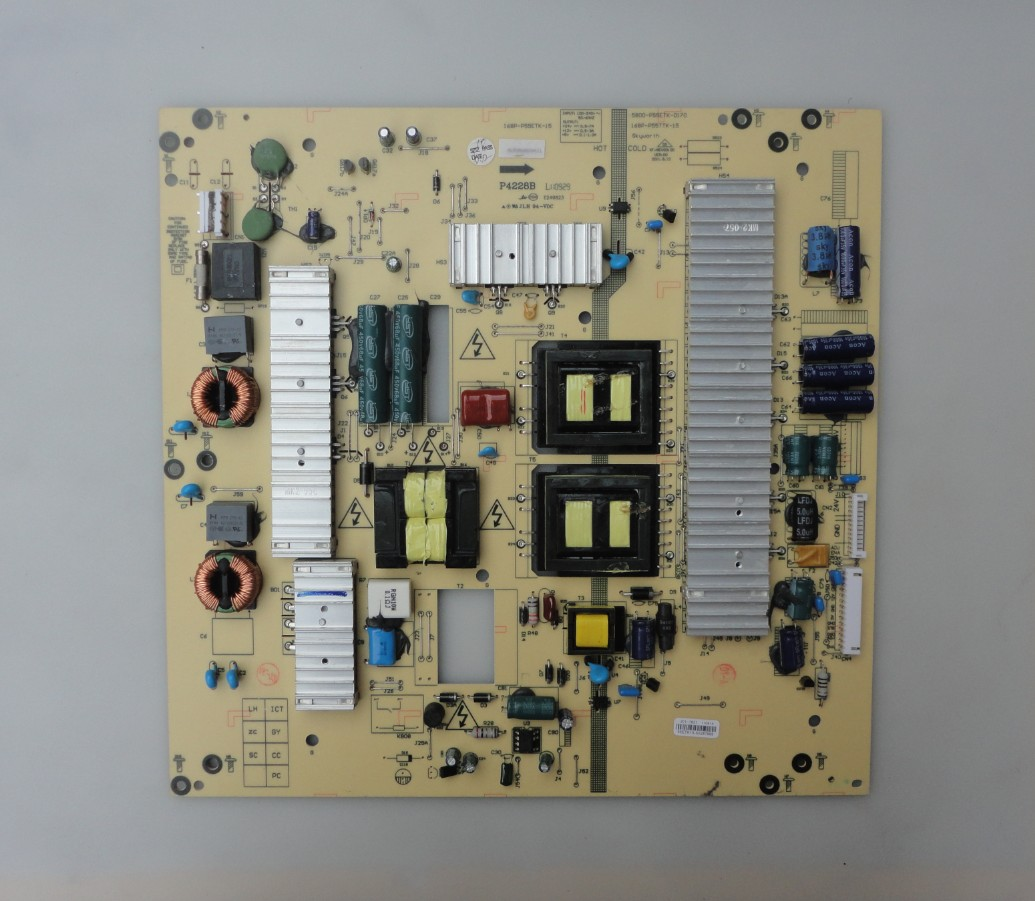 ФОТО Free Shipping>Original 100% Tested Working    55E65SG power supply board 168P-P55TTK-15 5800-P55ETK-0170