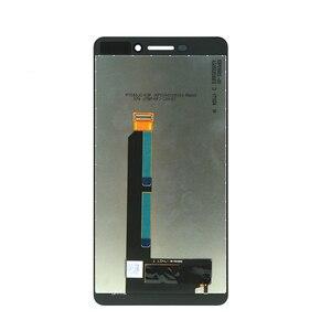 Image 3 - Оригинальный OEM ЖК дисплей для Nokia 6,1, дигитайзер сенсорного экрана в сборе, запасные части, бесплатный инструмент для Nokia 6,1 ЖК дисплей