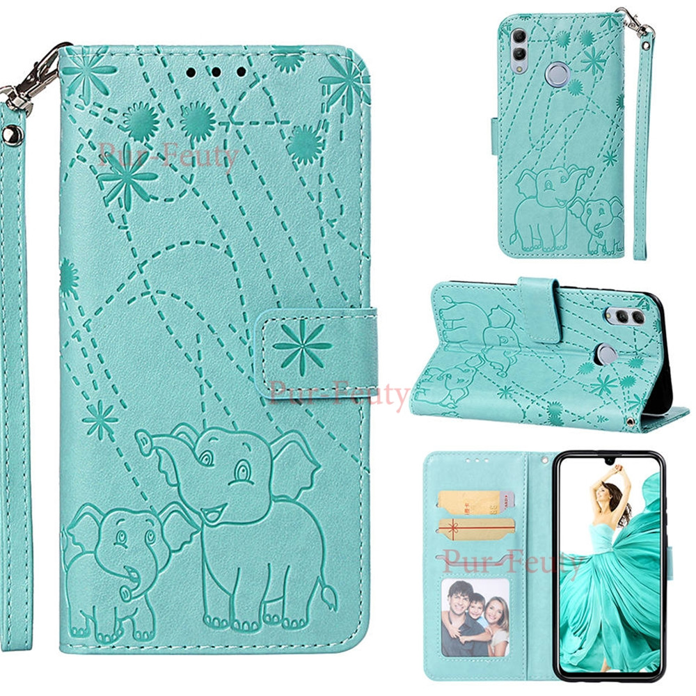Mermaid Silhouette Fashion Leather Passport Holder Cover Case Travel Wallet 6.5 In