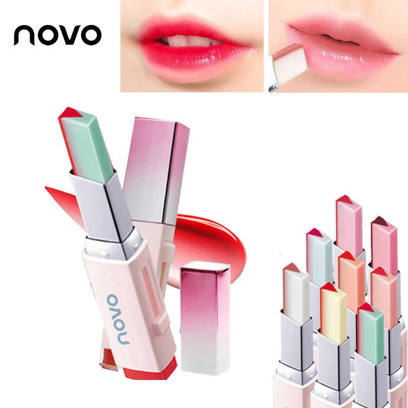 Colors Gradient Style Novo Moisturizer Korean Makeup Lipstick 8