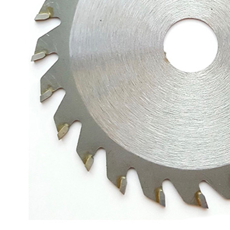 85mm 24T Bore TCT Saw Blade Disc Cutter Wood Metal Plastic Cutting Tool Accs New