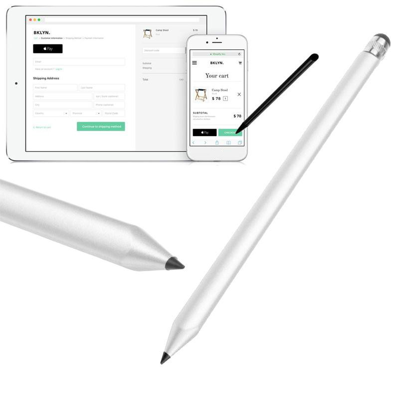 Touch Screen Stylus Capacitive Pen Fine Point Universal For Tablet iPad fg