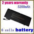 Batería del ordenador portátil para apple a1322 a1278 jigu 11.1 v 58wh 020-6547-a 020-6765-a 661-5229 661-5557 mb990ll/a mb991ll/a