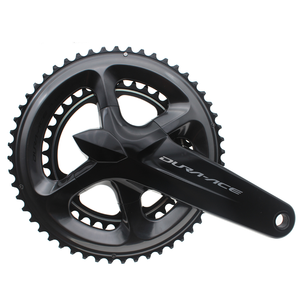 AXPOWER Bicycle power meter SHIMANO crank Bilateral power meter for SHIMANO ULTEGRA R8000 Dura-Ace FC9100 6800 5800 crankset кассета shimano dura ace 11 30 11 ск