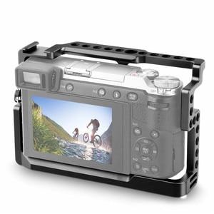 Image 3 - SmallRig Khung Máy Ảnh cho Máy Ảnh Panasonic Lumix DMC GX85/GX80/GX7 Mark II 1828