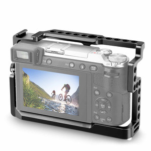 Image 3 - SmallRig מצלמה כלוב עבור Panasonic Lumix DMC GX85/GX80/GX7 Mark II 1828