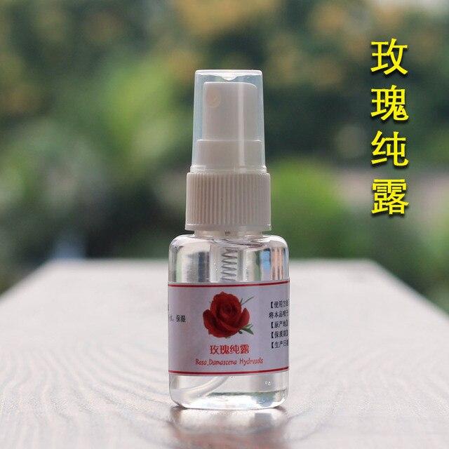 30ml Natural rose water replenishment moisturizing skin face care moisturizing cream