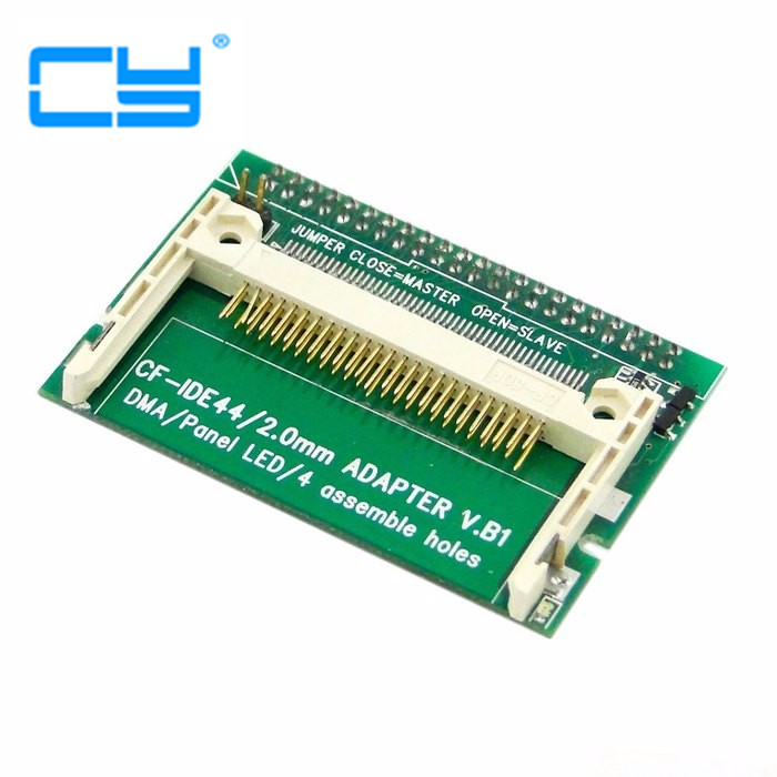 CF Compact Flash Merory Card to Vertical 2 5 44 Pin IDE Hard Disk Drive HDD