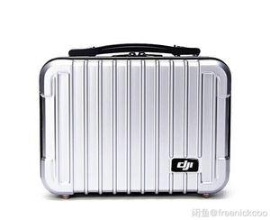 Image 5 - Hardshell כף יד אחסון שקית עמיד למים מגן תיבת תיק נשיאה עבור DJI MAVIC 2 פרו זום תיק לשאת תיק