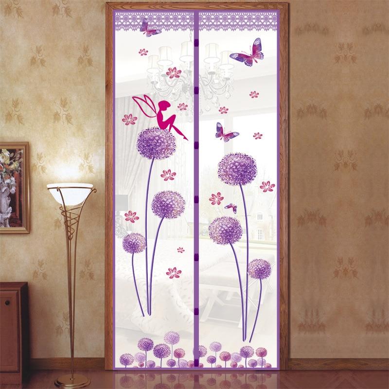 Durable Hot Sale 1Pcs 1 2 1m 4 Colors Summer Style Mesh Prevent Mosquito Kitchen Window