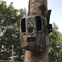 Infrared Hunting Trail Cameras Night Vision No Flash Cystal Picture IP66 Waterproof Invisible LEDs Outdoor Security