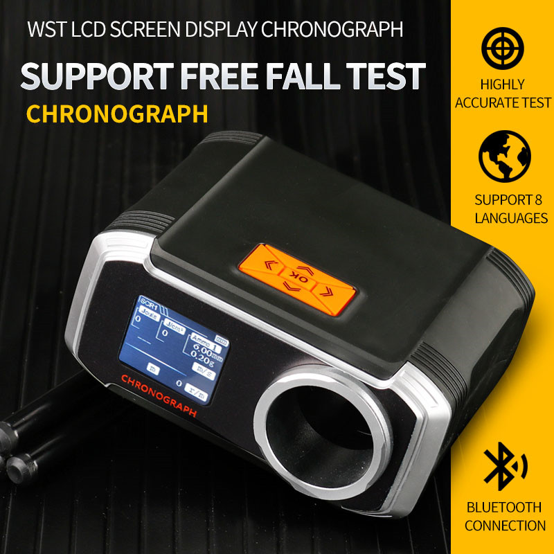 US $56 95 33% OFF|WoSporT Shooting Chronograph Speed Tester Paintball  Airsoft Air Gun BB Speed Tester Support APP ISO For Hunting CS Battle-in  Hunting