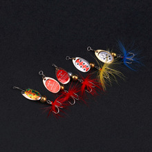 Mix Style Fishing Lures 3 Sections Fishing Wobblers Lifelike Tackle Bait With 2 Hooks Fishing Products free shipping