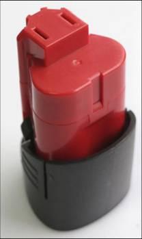power tool battery,Milwaukee 10.8V 1500mAh,48-11-2401,48-11-2402,C12 B,C12 BX,M12,48-11-2411