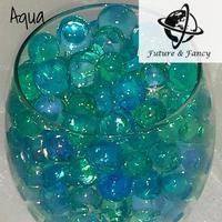 4 New Colors WATER AQUA SOIL CRYSTAL BIO GEL BALL BEADS WEDDING VASE FILLER CENTERPIECE Wholesale