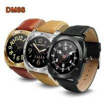 Dm88 smart watch 128 mb + 64 mb bluetooth 4,0 smartwatches armbanduhr schlaf-monitor schrittzähler für androld & ios für uhr männer frauen